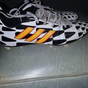 Adidas Nitrocharge cleats, Men's 9